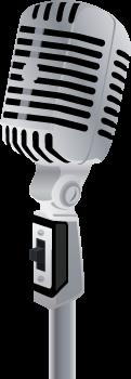 Microfono speaker radio